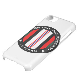 OEF Veteran Case For iPhone 5C