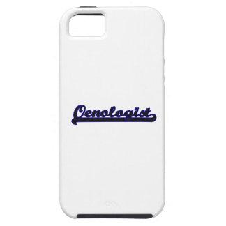 Oenologist Classic Job Design iPhone 5 Case