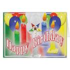 OES Birthday Card