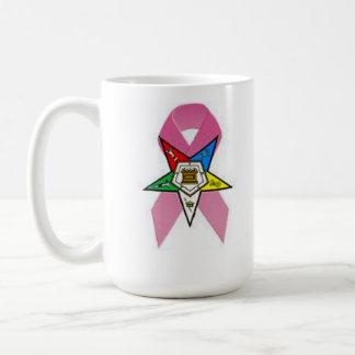 OES Breast Cancer Awareness Coffee Mug