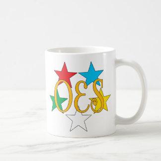 OES Circle of Stars Mug