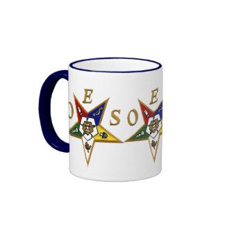 OES Coffee Ringer Mug