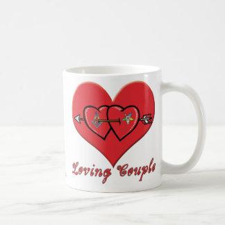 oes mason valentine basic white mug