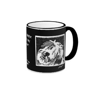 OES Topspin Ringer Coffee Mug