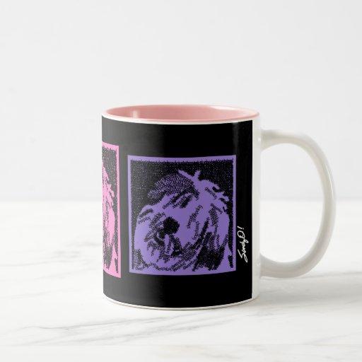 OES Topspin Mugs