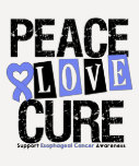 Oesophageal Cancer Peace Love Cure