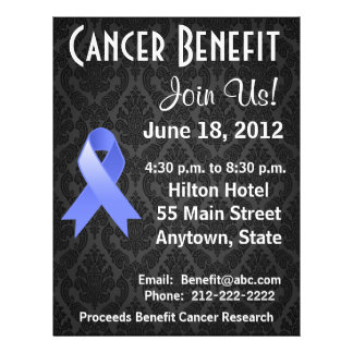 Oesophageal Cancer Personalised Benefit Flyer