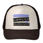 Oesophageal Cancer Survivor Mesh Hat