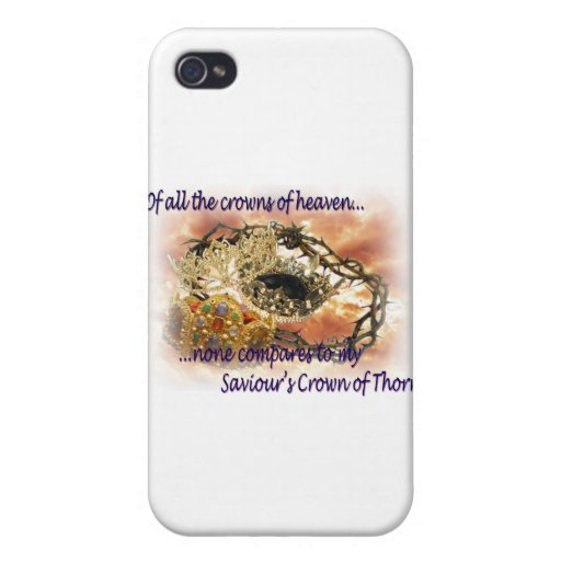 Of all the Crowns of Heaven iPhone 4/4S Case
