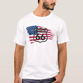 Of America route 66 T-Shirt