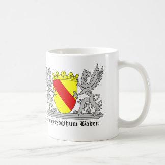 Of Baden seize mi writing Grand Duchy of bathing Coffee Mug