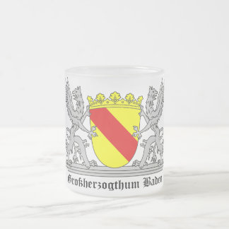 Of Baden seize with writing Grand Duchy of bathing Mugs