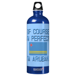 Of Course I'm Perfect, I'm Aruban! SIGG Traveller 1.0L Water Bottle