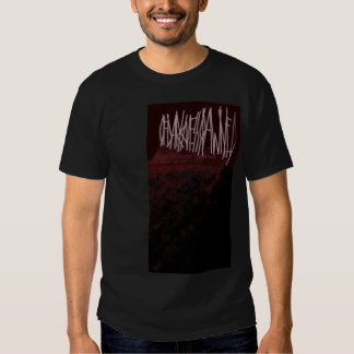 of darkness spawned early logo tee shirts
