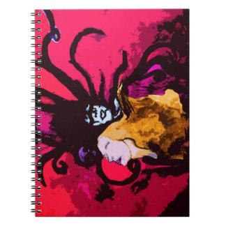 Of Demons & Angels notebook