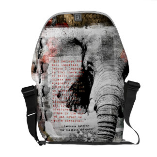 Of Elephants and Men Commuter Bags