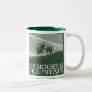 Of Moose & Mountain Mug