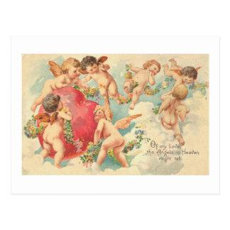 Of My Love Postcard