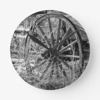 Of Soldiers and Settlers Round Wallclocks