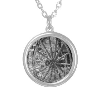 Of Soldiers and Settlers Personalized Necklace
