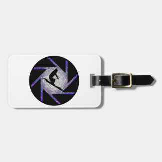 OF SOULFUL SKIING LUGGAGE TAG