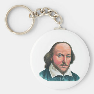 OF THE GREATS BASIC ROUND BUTTON KEY RING