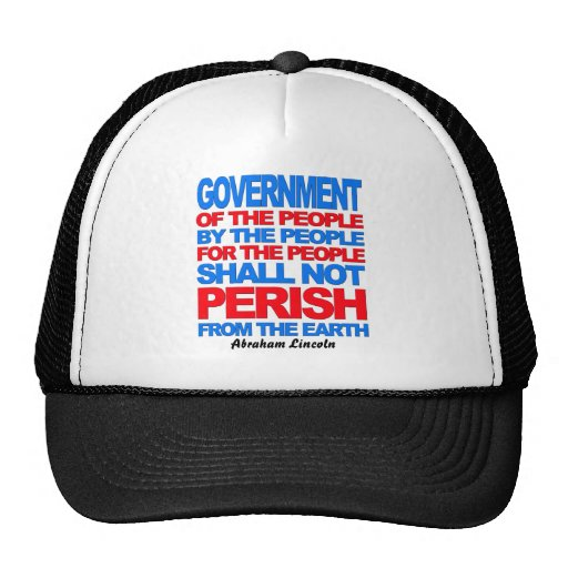 Of the People Trucker Hat