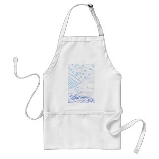 Of Waters Standard Apron