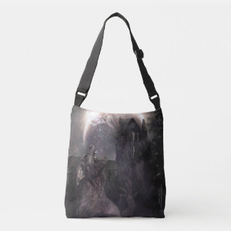 Of Wolf and Man Crossbody Bag