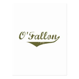 O'Fallon  Revolution t shirts Postcard