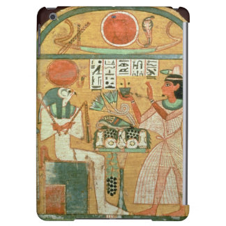 Ofenmut Offering to Osiris, Stele of Ofenmut from
