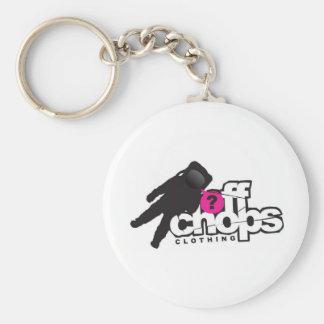 Off Chops Keychains