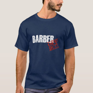 Off Duty Barber T-Shirt