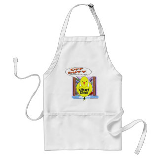 Off Duty Librarian - Worth The Fine Aprons