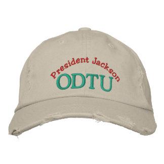 Off Duty Teachers Union Cap by SRF Embroidered Baseball Cap