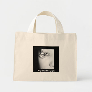 off my bag w/ self portrait black and white