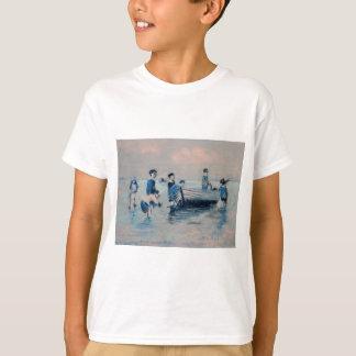 Off New Brighton Shore - 1891 T-Shirt