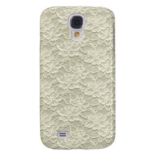 Off of My Grandmothers Wedding Dress Samsung Galaxy S4 Covers