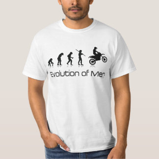 Off-road Mens T-shirt- Evolution of Men T-Shirt