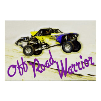 Off Road Warrior 1 Poster
