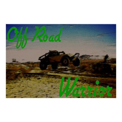 Off Road Warrior 3 Poster