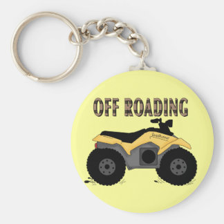 Off Roading Tshirts and Gifts Key Ring