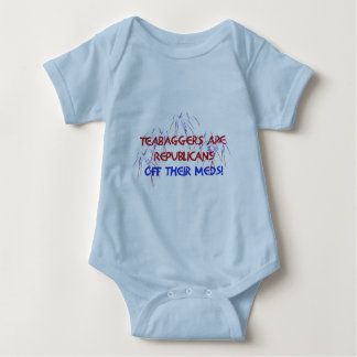 OFF THEIR MEDS T SHIRTS