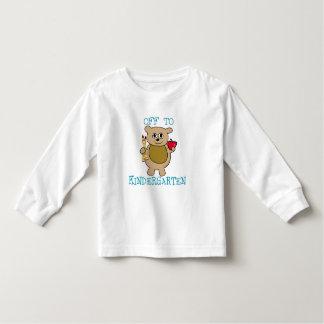 Off to Kindergarten Tshirt