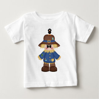 Off To See The Wizard Scarecrow Baby T-Shirt