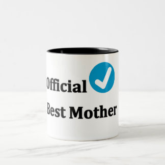 Offcial best mother mug