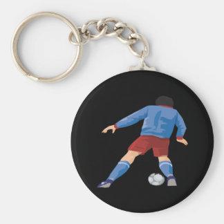 Offense Keychain