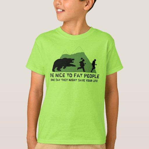 Offensive fat joke women's T-Shirt