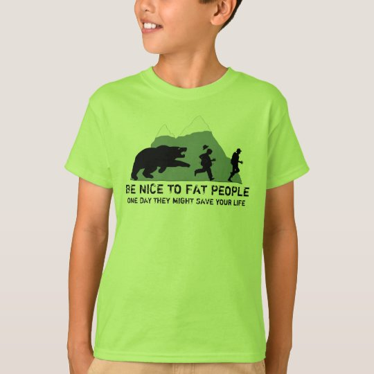 Offensive fat joke women's T-Shirt