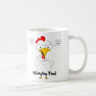 Offensive Fowl Coffee Mug
